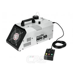 Hazer NH-30 mk2 DMX con temporizzatore telecomando wireless 720 watt