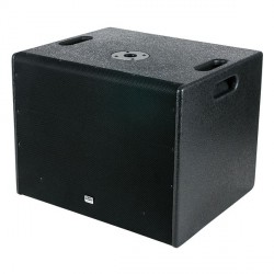"SUBWOOFER DRX-15BA ATTIVO AMPLIFICATO woofer 15"" 600W"