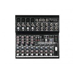 MRS-1402USB mixer di registrazione compatto con 12 ingressi e interfaccia USB
