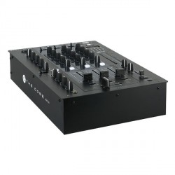 CORE MIX-3USB mixer da DJ 8 ingressi analogici e 2 interfacce audio USB