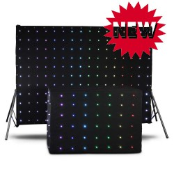 LED DROPIX SET,tenda sfono MATRIX per dj