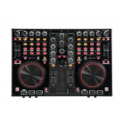 DDC-2000 Mixer incl. Virtual DJ 7 LE +software One DJ Home