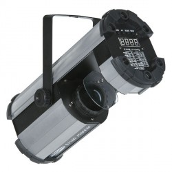 DJ LED Scanner • 40 LED ad alta potenza • 16 gobo matrice LED