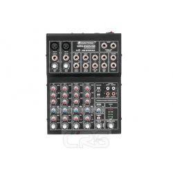 MRS-1002USB Mixer audio compatto con 10 ingressi con interfaccia audio USB